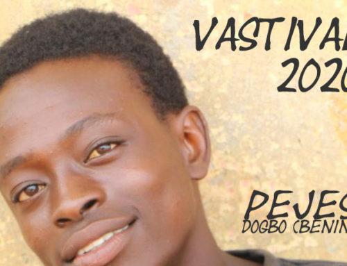 Vastival 2020 steunt Pejes in Dogbo, Benin