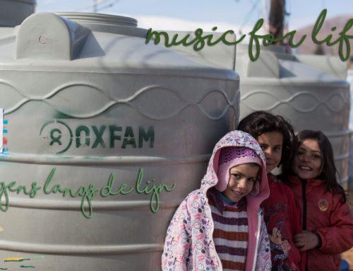 Music for Life 2020 voor Syrië – Samen voor water!